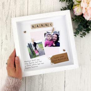 Personalised Grandma Photo Frame
