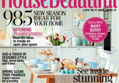 Our House Beautiful Magazine Feature!