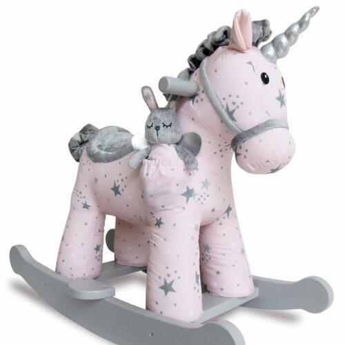 Celeste & Fae Personalised Rocking Unicorn Horse