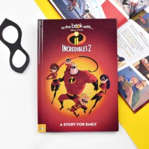 Personalised Incredibles 2 Book
