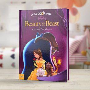 Beast Personalised Disney Book