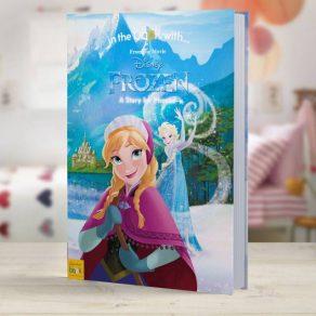 Frozen Personalised Disney Book