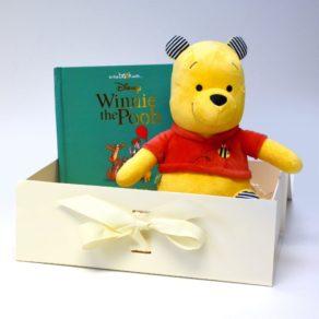 Personalised Disney Winnie-the-Pooh Plush Toy Giftset