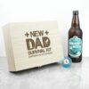 Personalised New Dad Survival Kit