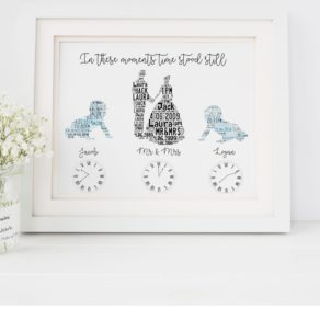 Personalised Special Moments Print