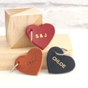 Valentine's Keyrings