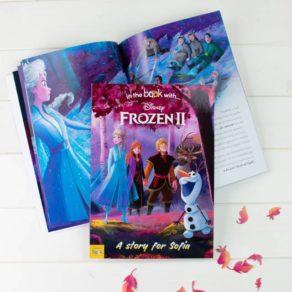 Frozen 2 Personalised Disney Book