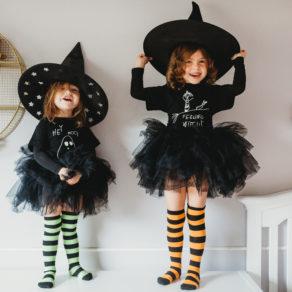 Personalised Glow In The Dark Halloween Kids T shirt