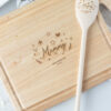 Personalised Wooden Chopping Board