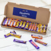 Personalised Cadbury Chocolate Letterbox Hamper