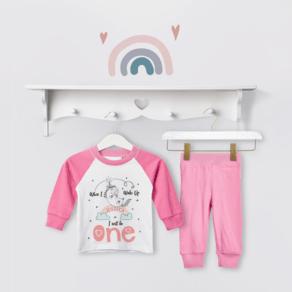 Personalised Unicorn Birthday Eve Pyjamas