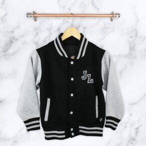 Personalised Children's Varsity Jacket