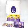 Personalised Mini Egg & Cadbury Chocolate Easter Hamper