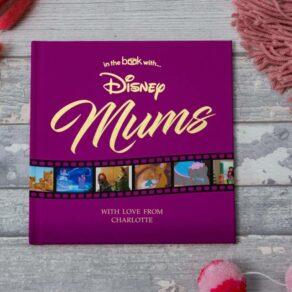 Personalised Disney Mum Occasions Book