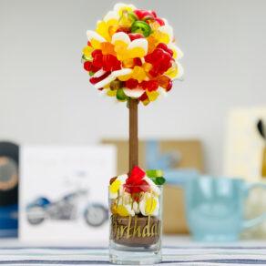 Personalised Haribo® Sweetie Tree