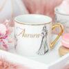 Personalised Aurora Disney Limited Edition Mug with Gift Box